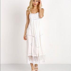 Spell PEACHES SLIP DRESS NWT size XS